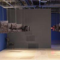 Lourdes Grobet, Caminanta (2019). Vista de instalación. Imagen cortesía de Museo Universitario del Chopo
