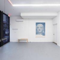 Javier M. Rodríguez,Darkness at Noon (2019). Vista de instalación. Imagen cortesía del artista