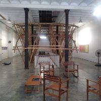 Intersecciones (2019) en Factoria Habana. Foto por Archivo Cifo Veigas