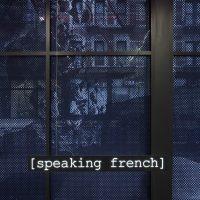 Javier M. Rodríguez,[speaking french] 2 (2019). Vista de instalación. Imagen cortesía del artista