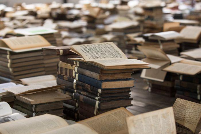 Voz ativa: Biblioteca social