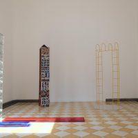 Prolongación de un sueño (2019) Installation view. Image courtesy of Noemi Garcia and Espacio Cabeza