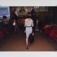 Jorge Matta, Sin título, 2012 (2019). 4 impresiones de inyección de tinta sobre papel Hahnemühle. Cortesía de Jorge Matta. Foto por Sebastián Bright.