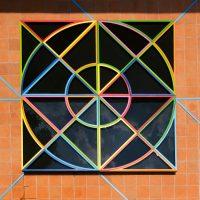 Eduardo Terrazas, COSMOS. Vistas de instalación en Museo Experimental El Eco, Ciudad de México, 2019. Cortesía del artista y Proyectos Monclova