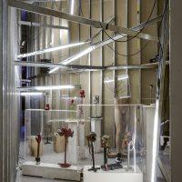 El presente está encantador, 2017. Museo de Arte Moderno (MAMBA) Buenos Aires, Argentina.Cortesía del artista
