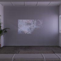 Lorena Mal, Estructuras invisibles (2010-2012). Video en HD de 2 canales sin sonido. Cortesía del artista