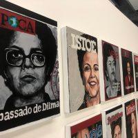 Evandro Prado, Tem que manter isso aí, viu? (2019). Installation view. Image courtesy of Tiago Santos