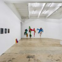 Playground (2019). Installation view. Image courtesy of Dot Fiftyone Gallery