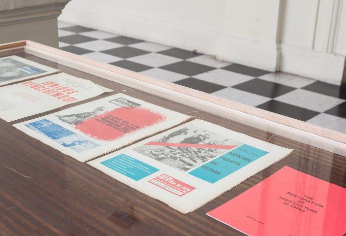 Si tú vivieras aquí: Martha Rosler en Museo de Arte Contemporáneo, Santiago de Chile