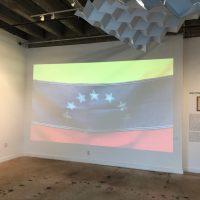 Reconstrucción (2019). Vista de instalación. Imagen cortesía de Miami Biennale