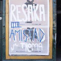 GuidoOrlando Contrafatti, Resaka (2019).Vista de instalación. Foto por Mailén Pankonin