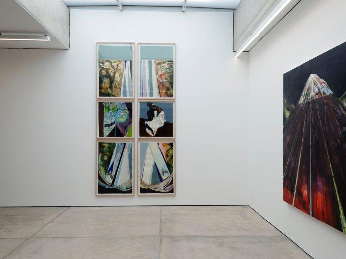 Verano en Arróniz Arte Contemporáneo: «Montaña fantasma» + «Hábito» + «Amalgama»