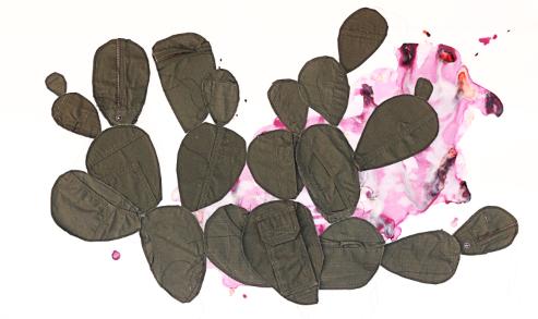Ruiz-Healy Art presents Margarita Cabrera's show «Engendering New Landscapes», from September 12 to November 2 in New York City