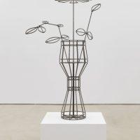Teresa Burga (2019). Installation view. Image courtesy of Alexander Gray Associates