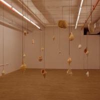 Juan Antonio Olivares, Naufragios (2019). Installation view, Bortolami, New York. Image courtesy the artist and Bortolami, New York. Photography by Kristian Laudrup