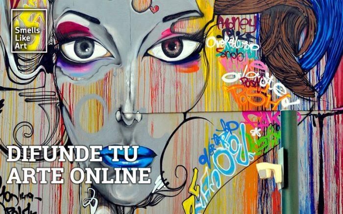 Smells Like Art, tu portal de arte ya está aquí – ¡Pensado por y para todos los artistas!