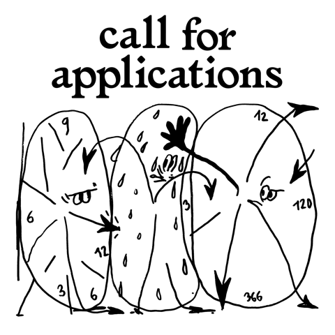 Don't forget to apply to Jan Van Eyck Academie's open-call for their 2020 residencies! Apply before October 1, 2019