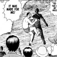 Amigara falls Junji Ito