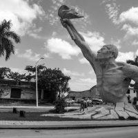 Luis Carlos Hurtado, Monumento Resurgimiento Atorado. Cortesía del artista