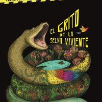 Angie Vanessita. Selección de afiches ecologistas. Crédito:Ricardo Bohórquez / MAAC