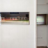 El Mundo Al Instante N°1 (2020). Vista de instalación. Foto por Sebastián González, cortesía de Isabel Croxatto Galería