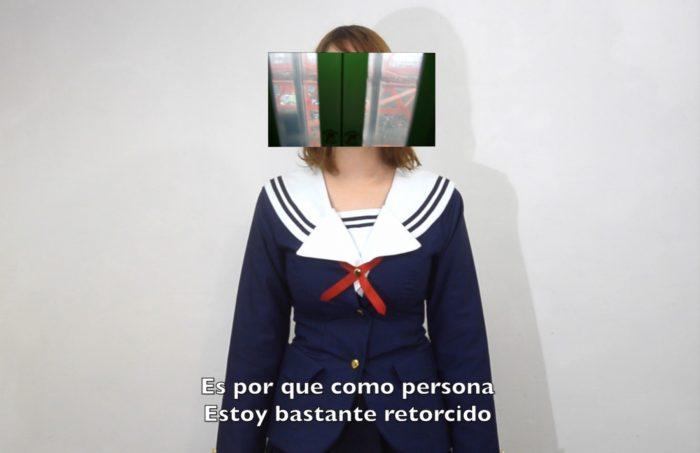 Hijes del bullying. Arte chileno otaku en postransición