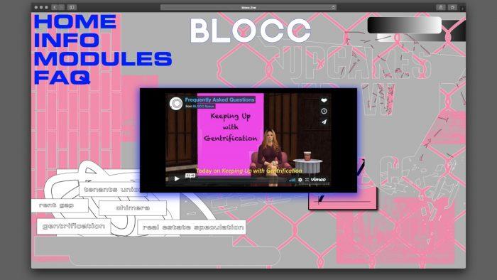 BLOCC (Building Leverage Over Creative Capitalism) infiltrates art education