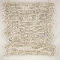 Gego, Sin título, ca. (1987). Cuerdas de fibra sintética y madera. Fundación Gego. Crédito: Reinaldo Armas Ponce, Archivo Fundación Gego