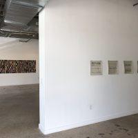 Mercedes Elena González,Dilatantes(2019). Vista de instalación. Imagen cortesía de Miami Biennale