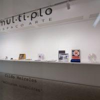 Cildo Meireles, Múltiplos Singulares (2019). Vista de instalación.Crédito: Alan Miguel Gonçalves