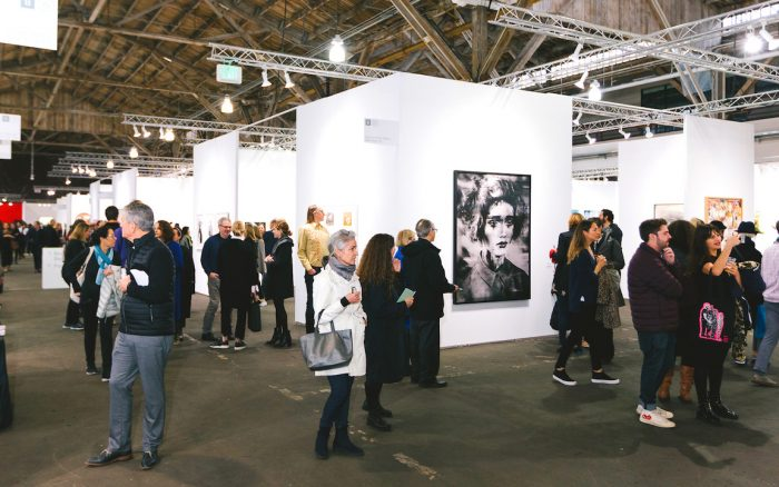 UNTITLED, ART San Francisco opens to the public this weekend. Browse 60+ international galleries and nonprofit organizations.
