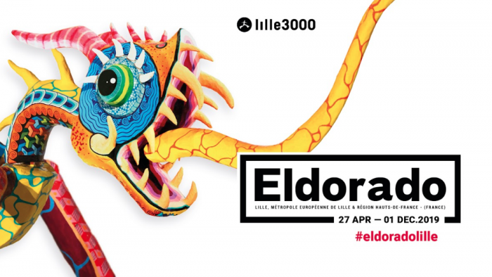 "Don't miss the inauguration this weekend of ""El Dorado""—5th thematic edition of lille3000—Exhibitons, parties, shows, events, and more!"