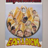 Jim Ricks, Así luce la democracia (2020). Vista de instalación. Imagen cortesía del artista