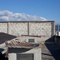 Myles Starr, El Techo de Senderos que se Bifurcan (2020). Installation view. Image courtesy of Esvin Lam