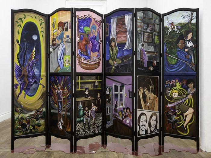 Piedras presents: «Las otras en los pliegues de la historia» by Fátima Pecci Carou
