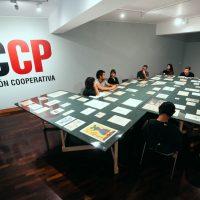 CCCP, Colección Cooperativa (2020). Vista de instalación. Imagen cortesía de Florencia Portocarrero