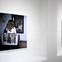 Fabiola Cedillo, Los Mundos de Tita (2020). Vista de instalación. Imagen cortesía de No Lugar
