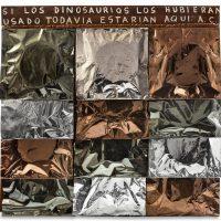Hilda Campillo, Si Los Dinosaurios Los Hubieran Usado Todavía Estarían Aquí A. C., 1995. Colección MUAC, UNAM