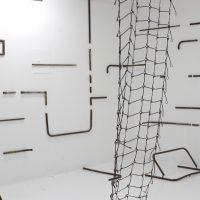 Esvin Alarcón Lam, Historias invertidas (2020). Installation view. Image courtesy of META Miami