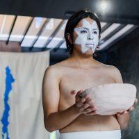 Sebastián Calfuqueo, Ko ñi weychan (2020). Imagen cortesía del artista