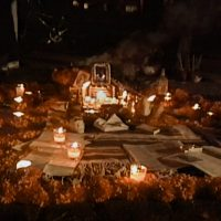 Autor no identificado, Noche de Muertos Por Sida 2 (1994). Fondo Olivier Debroise, Centro de Documentación Arkheia, MUAC, UNAM
