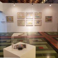 Margarita Azurdia, Todo es una (2020). Vista de instalación. Imagen cortesía de Museo Nacional de Arte Moderno