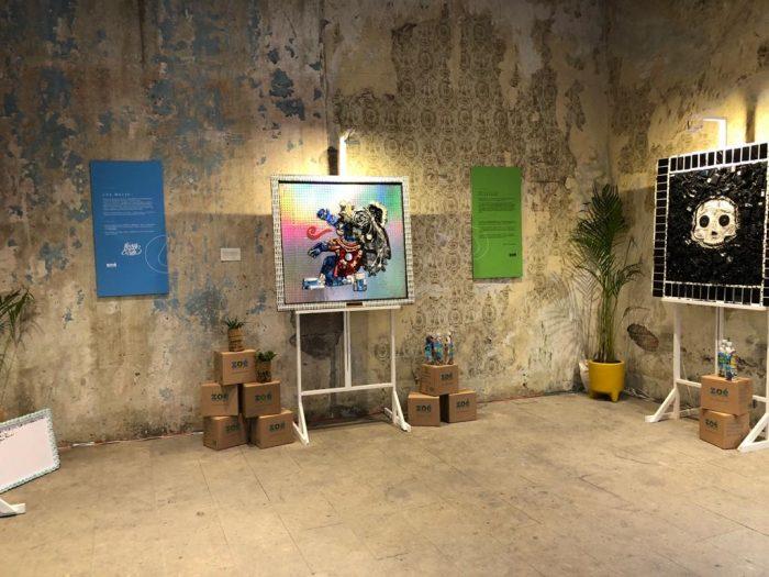 Zoé Water este año 2020 tiene varios proyectos que involucran arte y compromiso social. ¡Sigue sus redes sociales para enterarte de TODO!