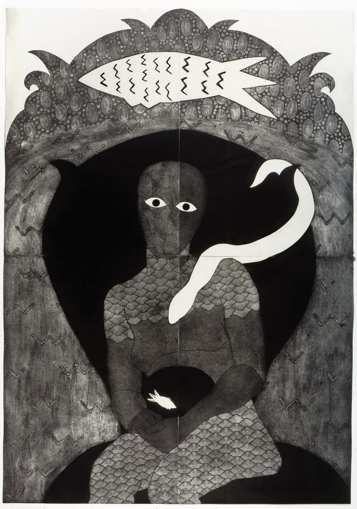 NKAME: A Retrospective of Cuban Printmaker Belkis Ayón (1967-1999)
