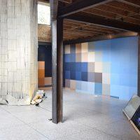 Tercer espacio: traducciones (2020). Vista de instalación. Imagen cortesía de Plural Nodo Cultural