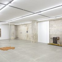 Tyndall Effect (2020). Installation view. Image courtesy of The Bridge Project