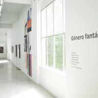 Género Fantástico (2020). Vista de instalación. Imagen cortesía de Centro Cultural de la Memoria Haroldo Conti