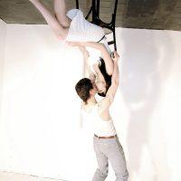 Rocio Muybien, El Beso (2008). Fotografía Digital, toma directa. Imagen cortesía de Wunsch Gallery