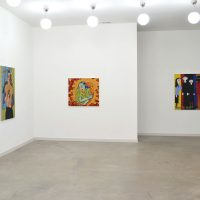 Zoé Blue M. & Mark Williams (2020). Installation view. Image courtesy ofThe Gallery @