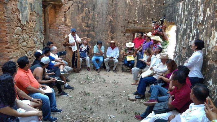 La confianza por construir: retos del Programa Nacional de Cultura Comunitaria